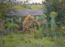 House and garden of Claude Monet - Blanche Hoschedé Monet