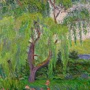 The Nympheas in Claude Monet's garden - Blanche Hoschedé Monet