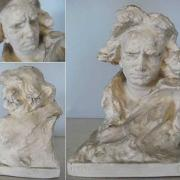 Bust of the Beethoven  - Naum Aronson